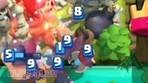 Clash Royale Funny Moments Part 29  Clash LOL Funny Montages, Glitches, Trolls