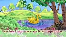 Enfants pour Cabane enfants histoires histoire Golden Goose Sunehra Hans ||