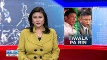 Pangulong Duterte, nananatiling tiwala kay BOC Chief Faeldon