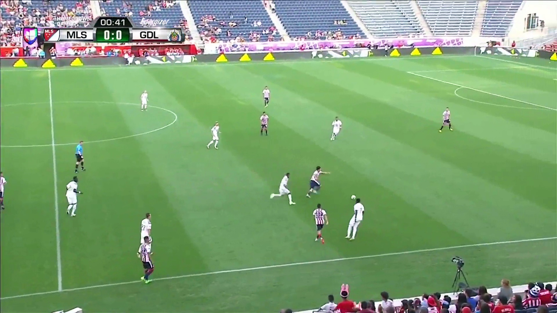 HIGHLIGHTS: MLS Homegrown Team 2-2 Guadalajara U20