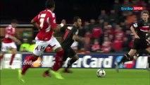[HD] 09.12.2009 - 2009-2010 UEFA Champions League Gorup H Matchday 6 Standard Liege 1-1 AZ Alkmaar