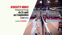 Volley Ball - Championnat d'Europe : Championnat d'Europe Bande annonce