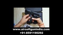 WALTHER P88 COMPACT BLANK FIRING PISTOL by airsoft gun india