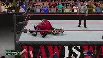 Debut Ja Vu of Kane in WWE Games WWF Warzone and WWE 2K17