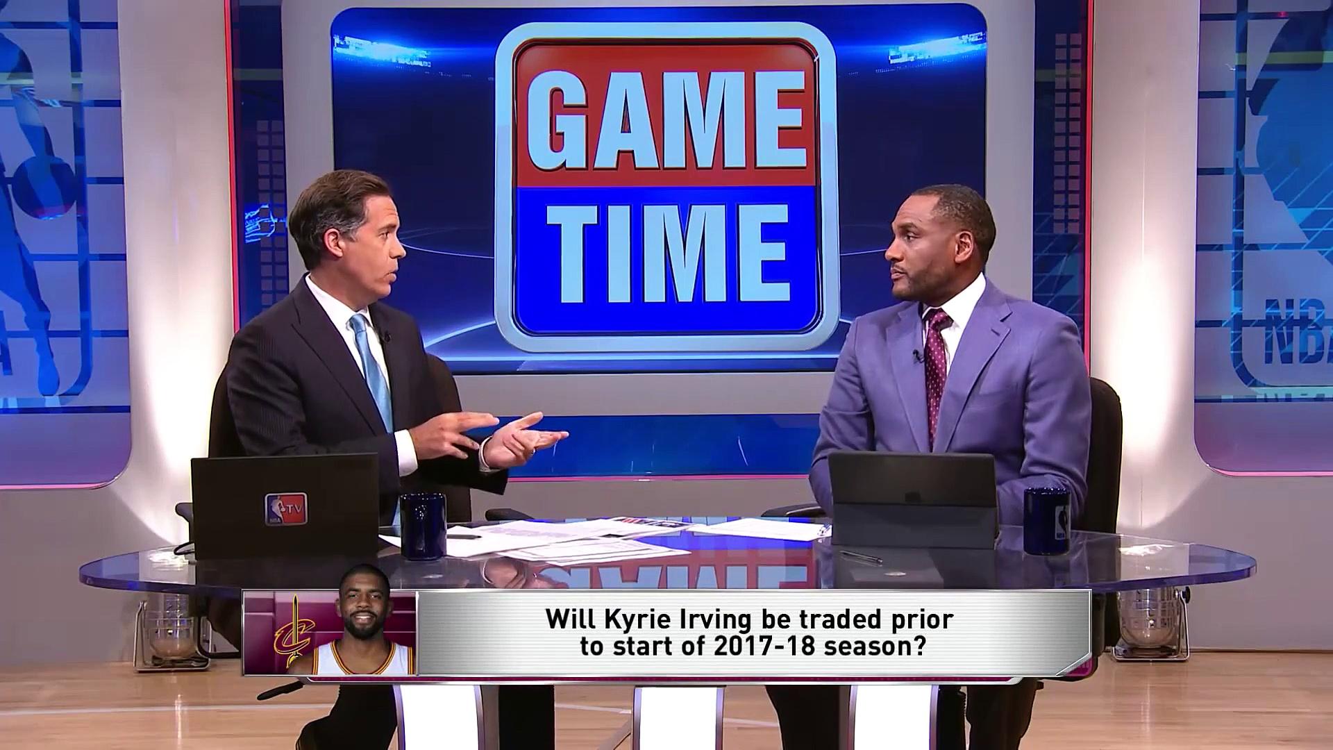 【NBA】Kyrie Irving Trade Update – Phoenix Suns – GameTime  2017 NBA Free Agency