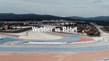 VÍDEO: Walter Röhrl vs Mark Webber y el Porsche 911 GT2 RS