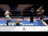 Guerrero Maya, Delta y Stuka Jr. vs. Black Warrior, Niebla Roja y Vangellys 04/08/12