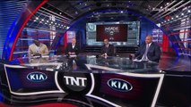 Inside The NBA: Chuck gets roasted for getting dunked on by Bill Cartwright