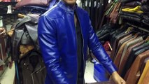 7 ways to identify Real leather from Fake leather / Faux leather | Men's leather jacket guide
