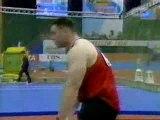 Athlé championnats du monde 2006 lancer Poids