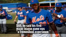 In His Debut, Amed Rosario Displays His Rawness in a Mets Loss