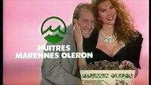 Publicités pour les huîtres Marennes-Oléron de 1973 à 2001