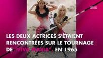 """Jeanne Moreau morte : Brigitte Bardot explique qu'elles étaient """"rivales"""""""