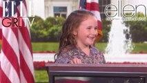 Un quiz sur les présidents des Etats-Unis avec Macey Hensley   The Ellen DeGeneres Show   Du Lundi à Vendredi à 20h10   Talk Show