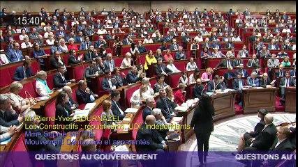 Questions au gouvernement  : Laura Flessel, ministre des sports