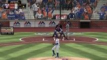 MLB The Show 17 Washington Nationals vs New York Mets (PLAYOFFS) @ Citi Field