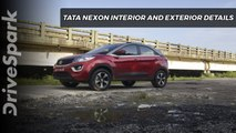 Tata Nexon Review: Interior And Exterior Details - Drivespark