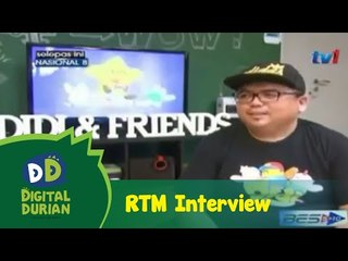 Digital Durian Team | Didi & Friends | RTM Interview