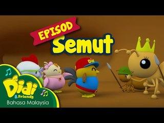 Semut | Didi & Friends | Segmen #4
