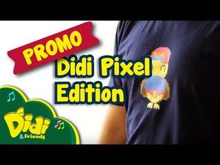 Baju didi and friends Didi Pixel Edition