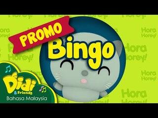Promo Astro Ceria | Didi & Friends | Nama Saya Bingo!