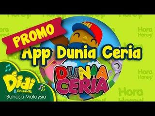 Didi & Friends di Apps Dunia Ceria