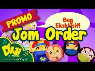 Barangan Didi & Friends | Jom order sekarang!