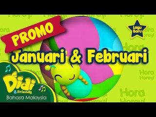 Promo | Didi & Friends | Januari & Februari