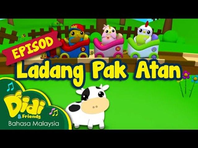 Ladang Pak Atan | Didi & Friends | Segmen #6