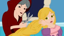 Rapunzel - Fairy Tales and Bedtime Stories for Kids | Okidokido