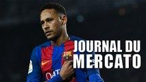 Journal du Mercato : la folle journée de Neymar