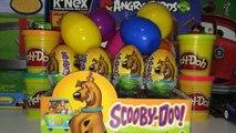 Huevos huevos huevos sorpresa huevos con sorpresas kynderы Scooby Doo el chocolate Scooby-Doo