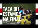 #MADEINCOTIA: ESTAMOS NA FINAL - TAÇA BH: SPFC 4 X 1 ATLÉTICO-MG | SPFCTV