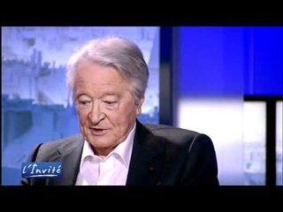 """Roland DUMAS : """" J'ai pris des coups et des blessures, comme Mitterrand"""""""