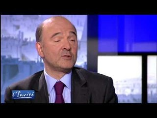 "Pierre MOSCOVICI : ""Sarkozy est un liquidateur, !! """