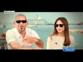 """Cannes 2011 E.Zylberstein et P.Trapero  : """"Nous nous battons pour tous les cinémas du monde!"""""""