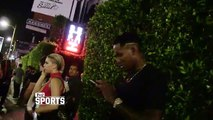 Brandon Jennings Carmelo Anthony Is The GOAT.Of Olympic Hoops | TMZ Sports