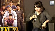 How Dangal Affected Zaira Wasim's Real Life | Secret Superstar Trailer Launch