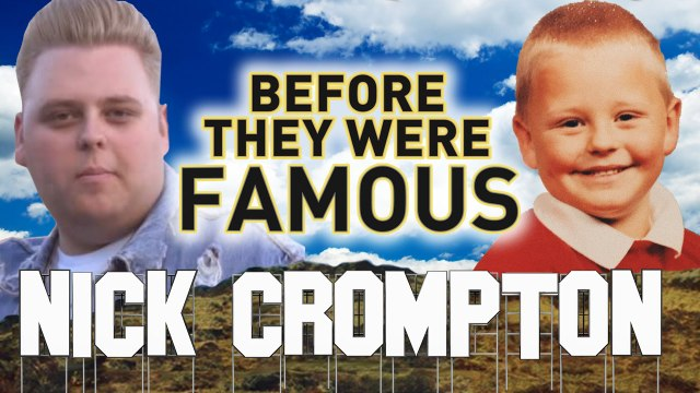 NICK CROMPTON - Before They Were Famous - ENGLAND IS MY CITY