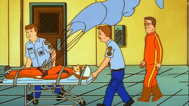 King Of The Hill 4X01 - Peggy Hill The Decline And Fall Part 2