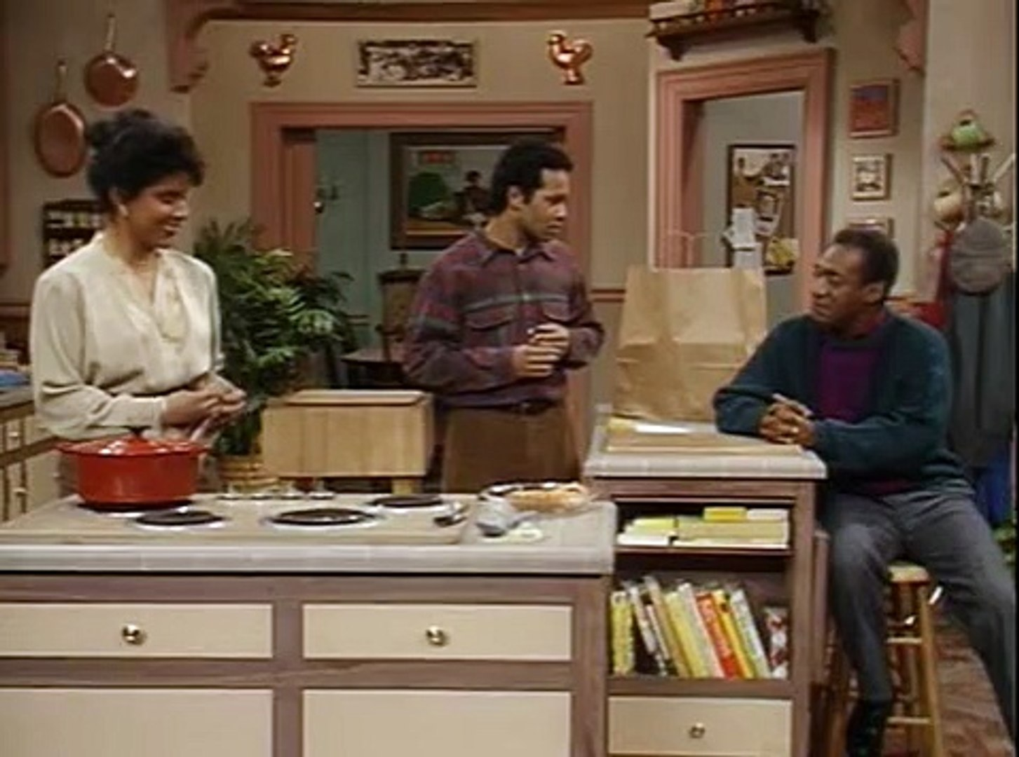 The Cosby Show S04E16 The Visit