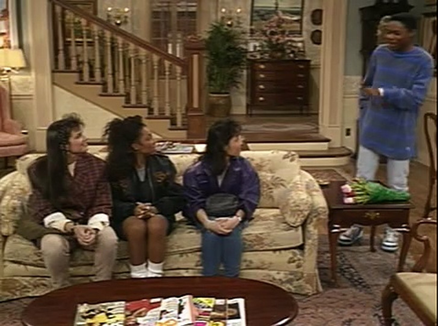 The Cosby Show S04E22 Home For The Weekend