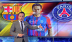 Neymar ya se despidió de sus compañeros