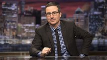 ACLU Supports John Oliver In Defense of Defamation Lawsuit | THR News