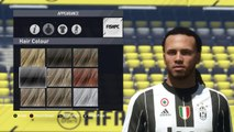 FIFA 17 | VIRTUAL PRO LOOKALIKE TUTORIAL EDGAR DAVIDS
