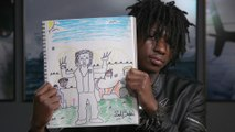 Noisey Self Portraits: Sahbabii
