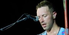 CHRIS MARTIN : CRAWLING cover (LINKIN PARK- Coldplay 2017