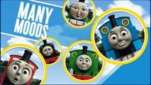 Thomas and friends many moods - Choo Choo Train - Thomas and friends toy train videos for children ,Cartoons animated anime Tv series movies 2018