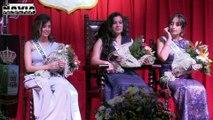 Proclamación de la Reina y Damas de las Fiestas de Navia 2017