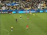 اهداف مصر والبرازيل 2009 عصام الشوالى